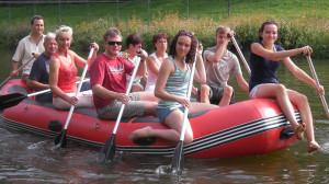 Startseite Schlauchboottouren